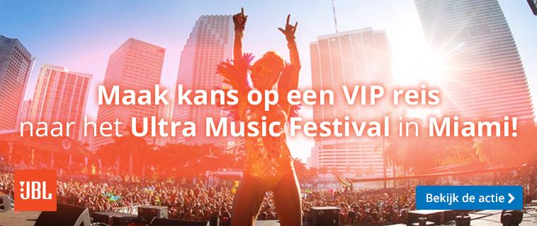 BCC WINACTIE VIP reis naar Ultra Music Festival
