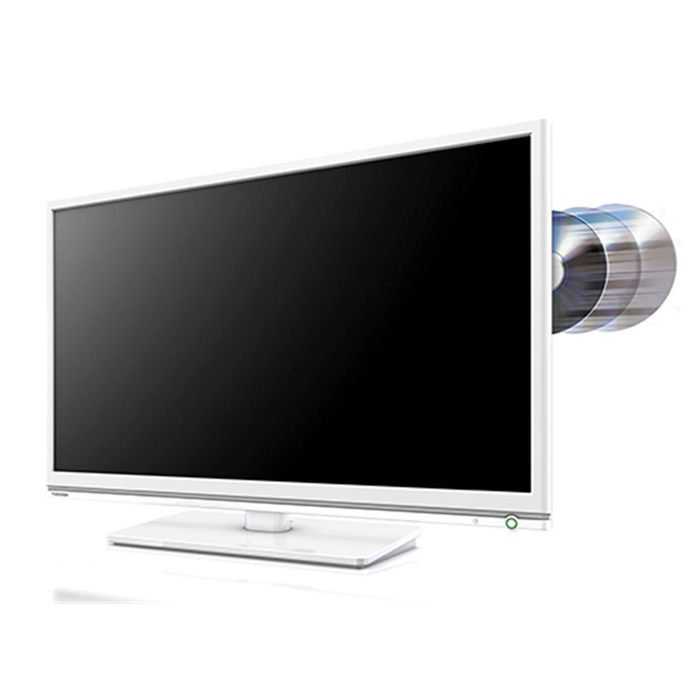 toshiba 24 inch led tv dvd combi 24d1534dg kopen. Black Bedroom Furniture Sets. Home Design Ideas