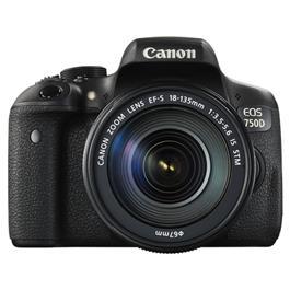 Canon spiegelreflexcamera EOS750D 18-55MM
