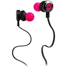Monster hoofdtelefoon Clarity HD (neon roze)