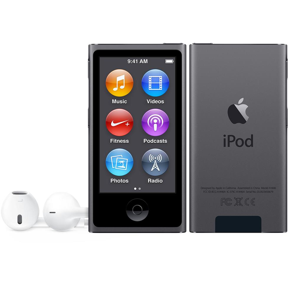 Apple video MP3 speler MKN52ZD/A