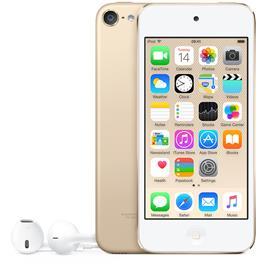 Apple video MP3 speler MKHC2NF A