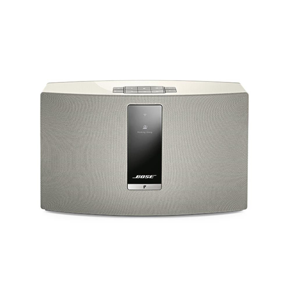 bose home cinema systeem soundtouch 20 iii wit. Black Bedroom Furniture Sets. Home Design Ideas
