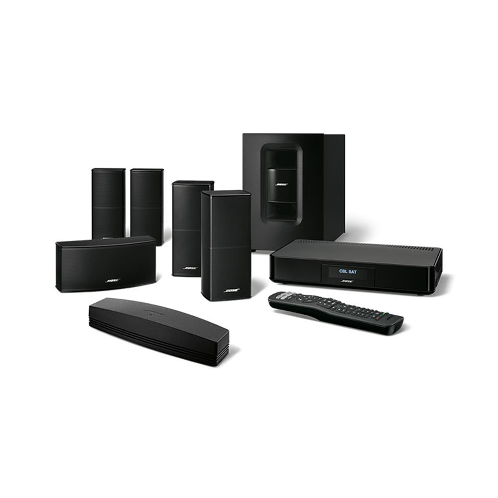 bose home cinema systeem soundtouch 520 kopen. Black Bedroom Furniture Sets. Home Design Ideas