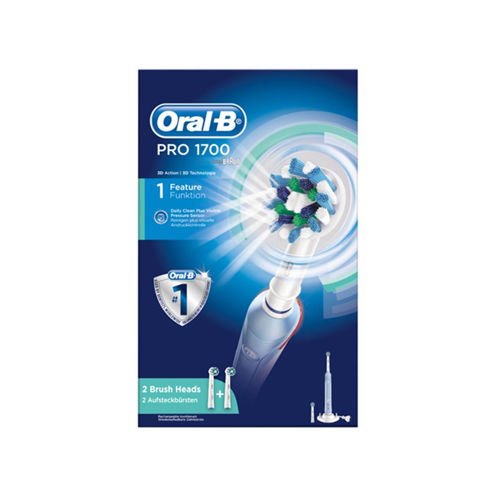 Oral-B elektrische tandenborstel PRO1700