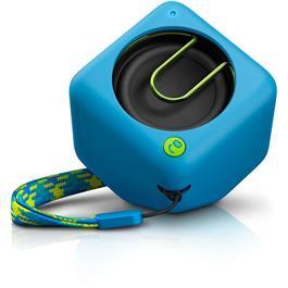 Philips BT1300 - Bluetooth Speaker - blauw