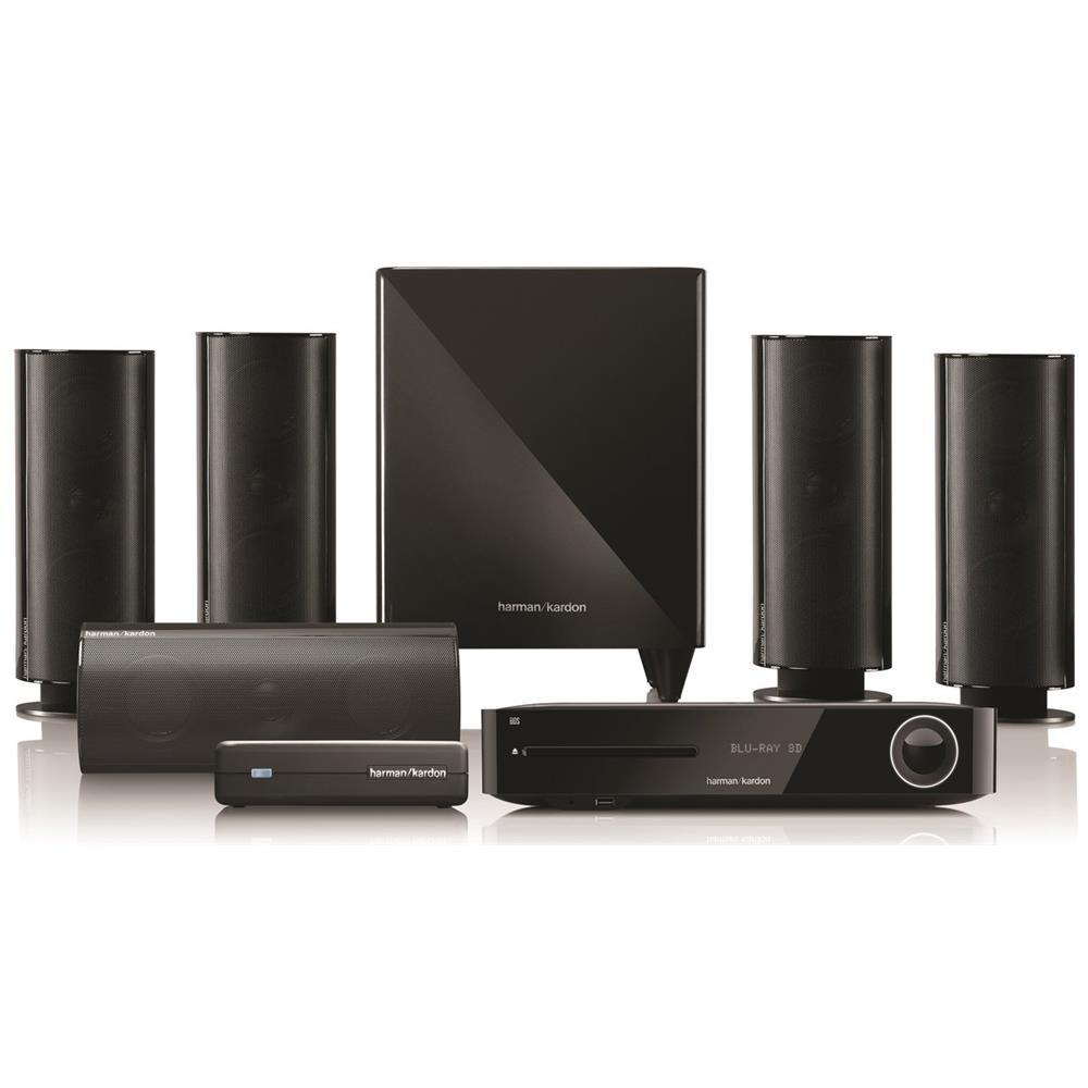 harman kardon home cinema systeem bds885s. Black Bedroom Furniture Sets. Home Design Ideas