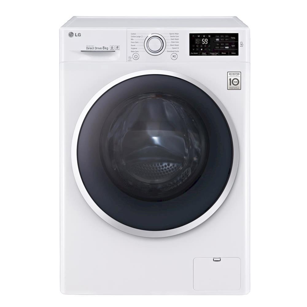 Lg wasmachine storing de