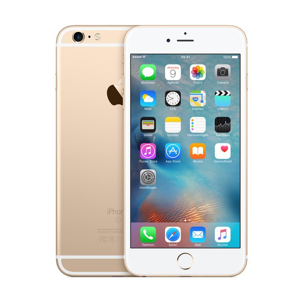 Refurbished iPhone 6 Plus 64GB goud kopen?