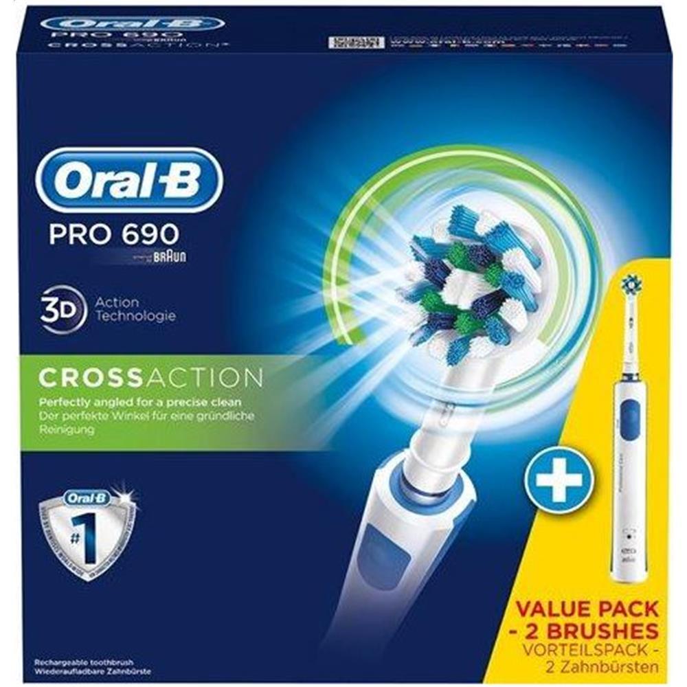 Oral-B elektrische tandenborstel PRO690