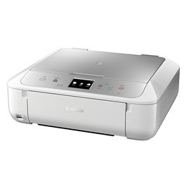 Canon printer MG6853 WHITE/SILVER