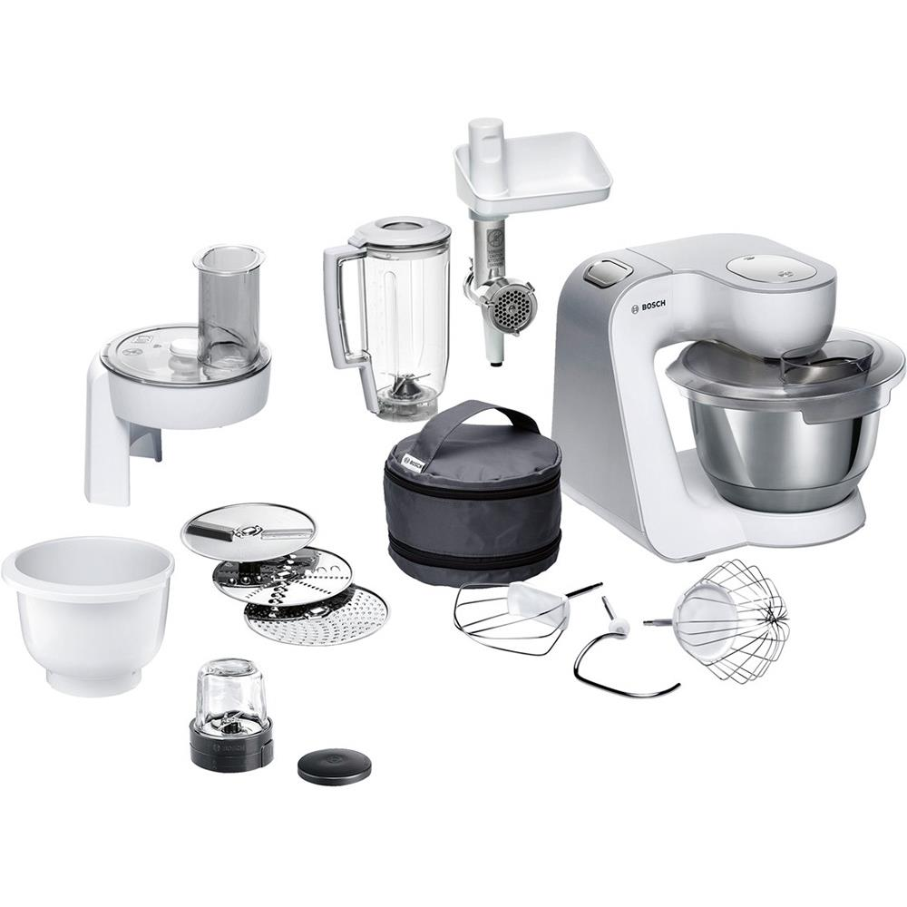 Bosch keukenmachine CreationLine MUM58257 kopen   bcc nl