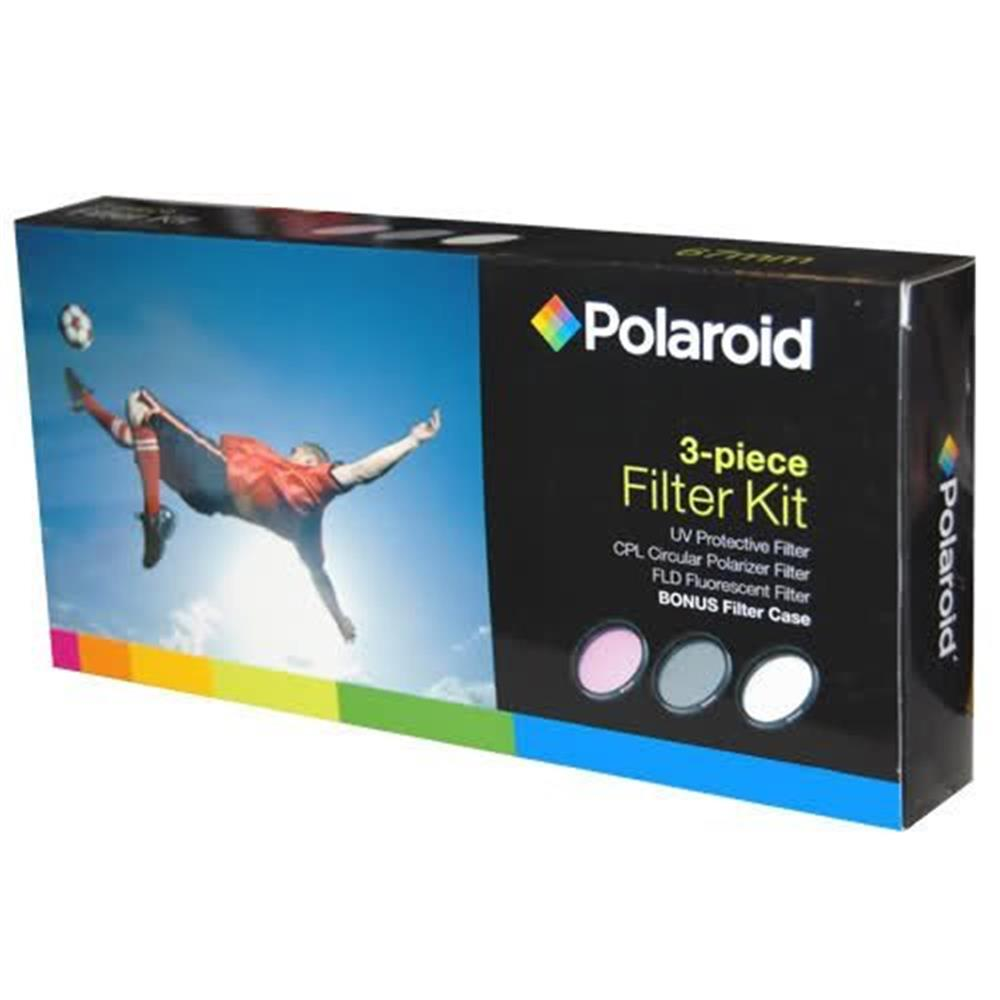 Polaroid filter FILTERKIT62NEW