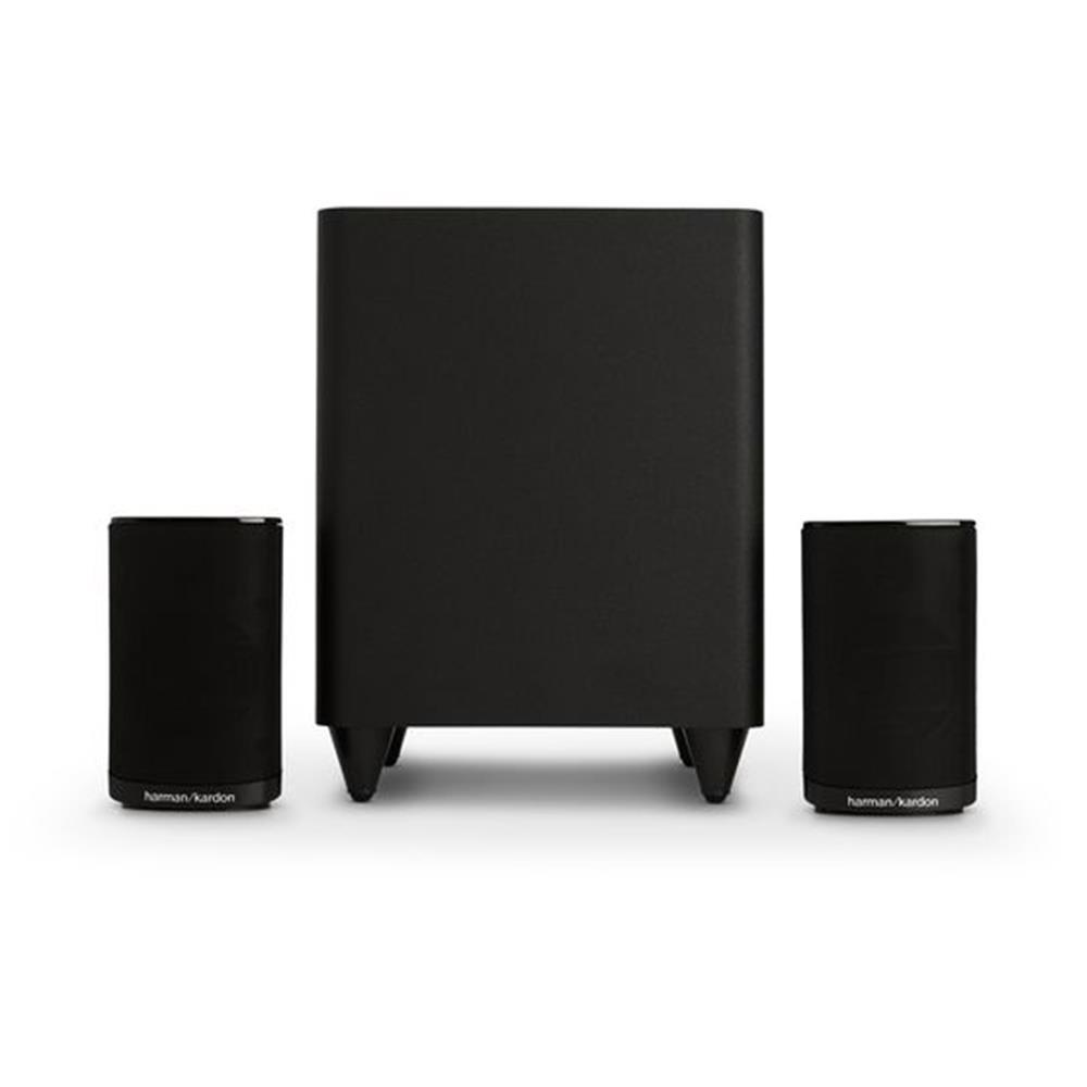 harman kardon 2 1 home cinema systeem bds335 230 b. Black Bedroom Furniture Sets. Home Design Ideas
