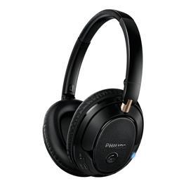 Philips SHB7250 - Draadloze over-ear koptelefoon - Zwart