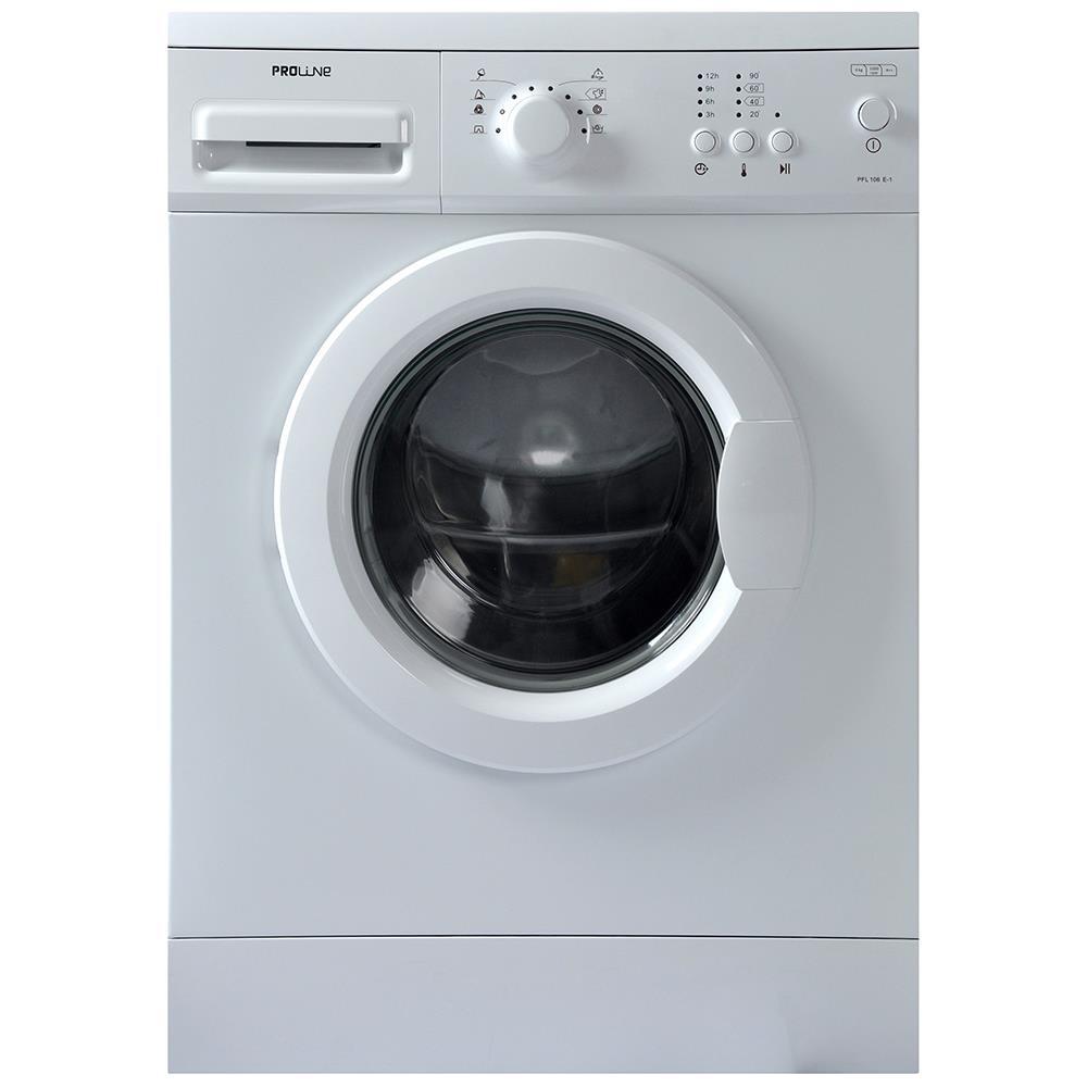 Proline wasmachine PFL106E-1