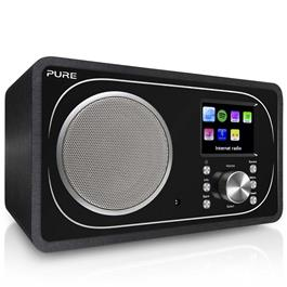 Pure portable radio EVOKE F3 (Zwart)
