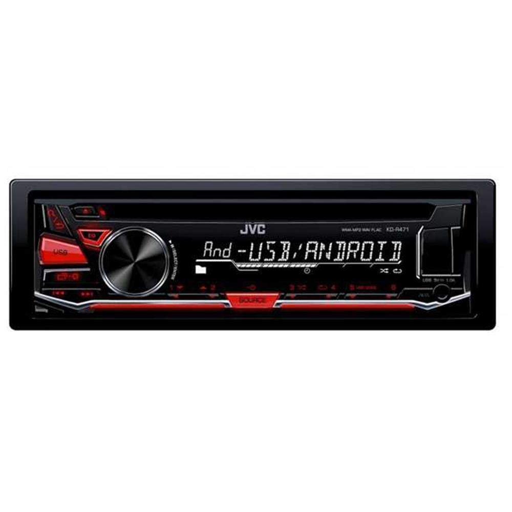 JVC autoradio/CD speler KDR471