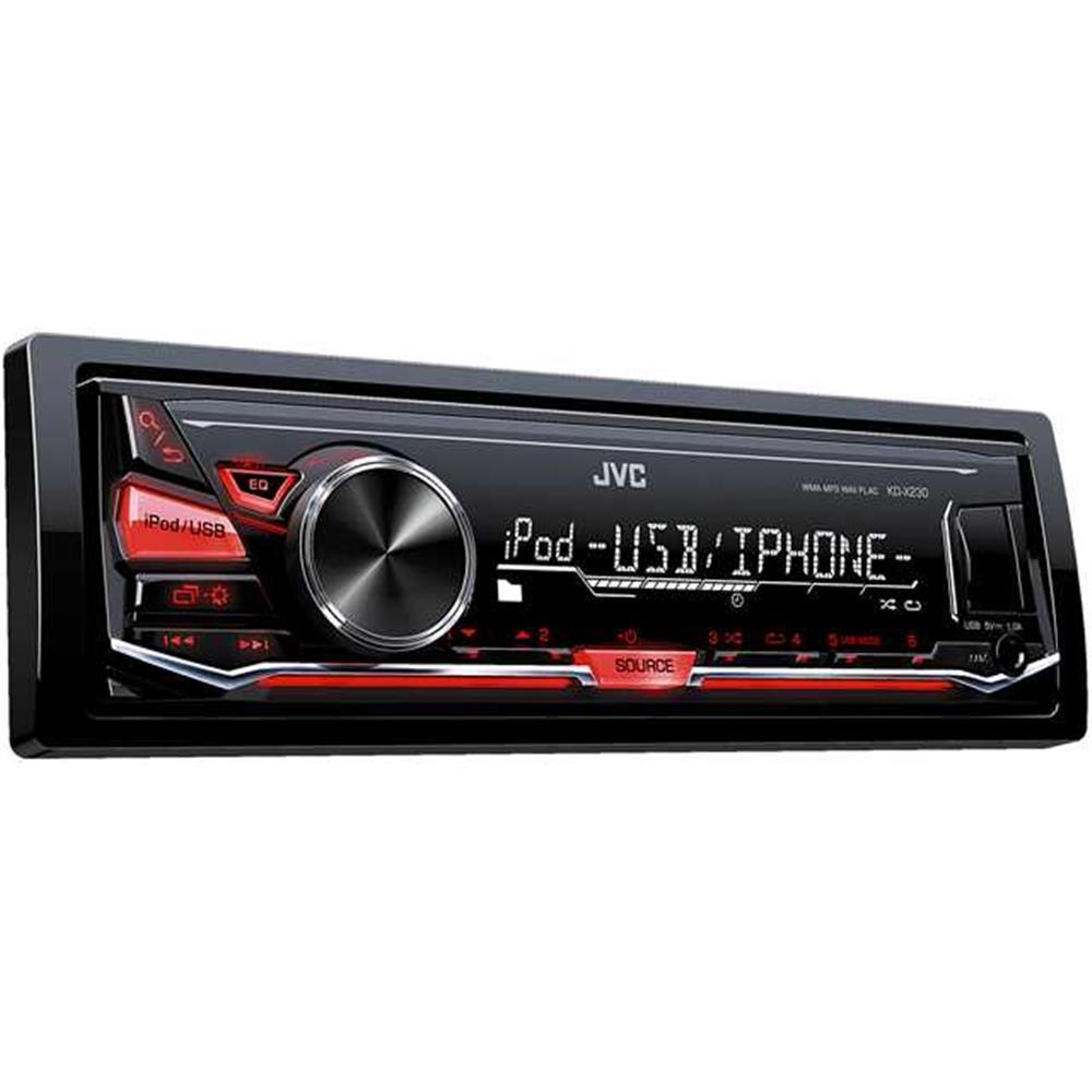 JVC autoradio KDX230