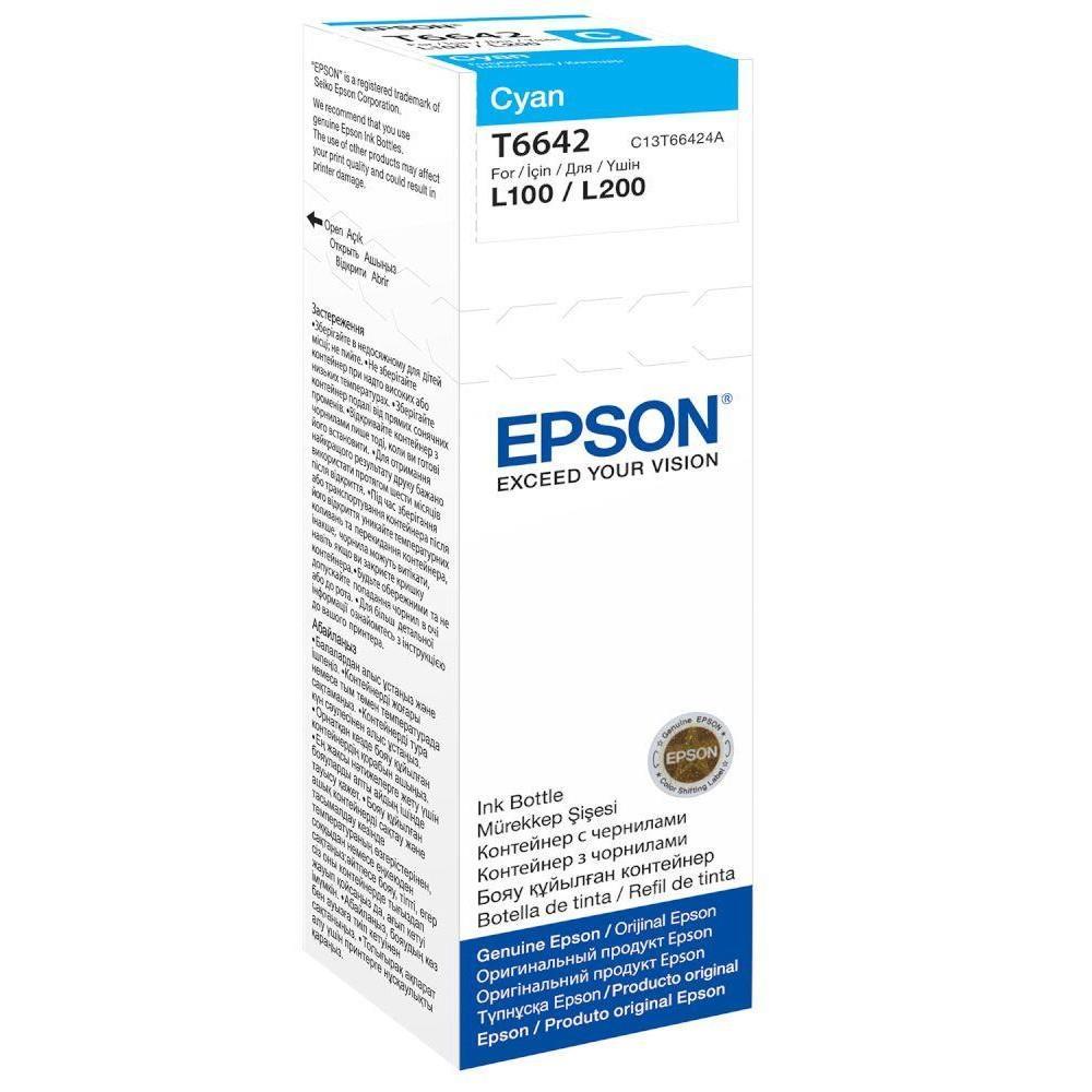 Epson ecotank T6642 CYA