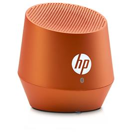 HP portable speaker S6000ORANGE