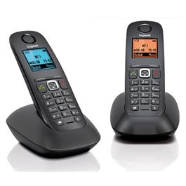 gigaset dect set gigaset a540 duo. Black Bedroom Furniture Sets. Home Design Ideas
