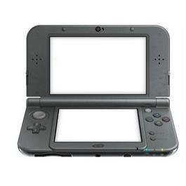 Nintendo 3DS XL HW metallic blue