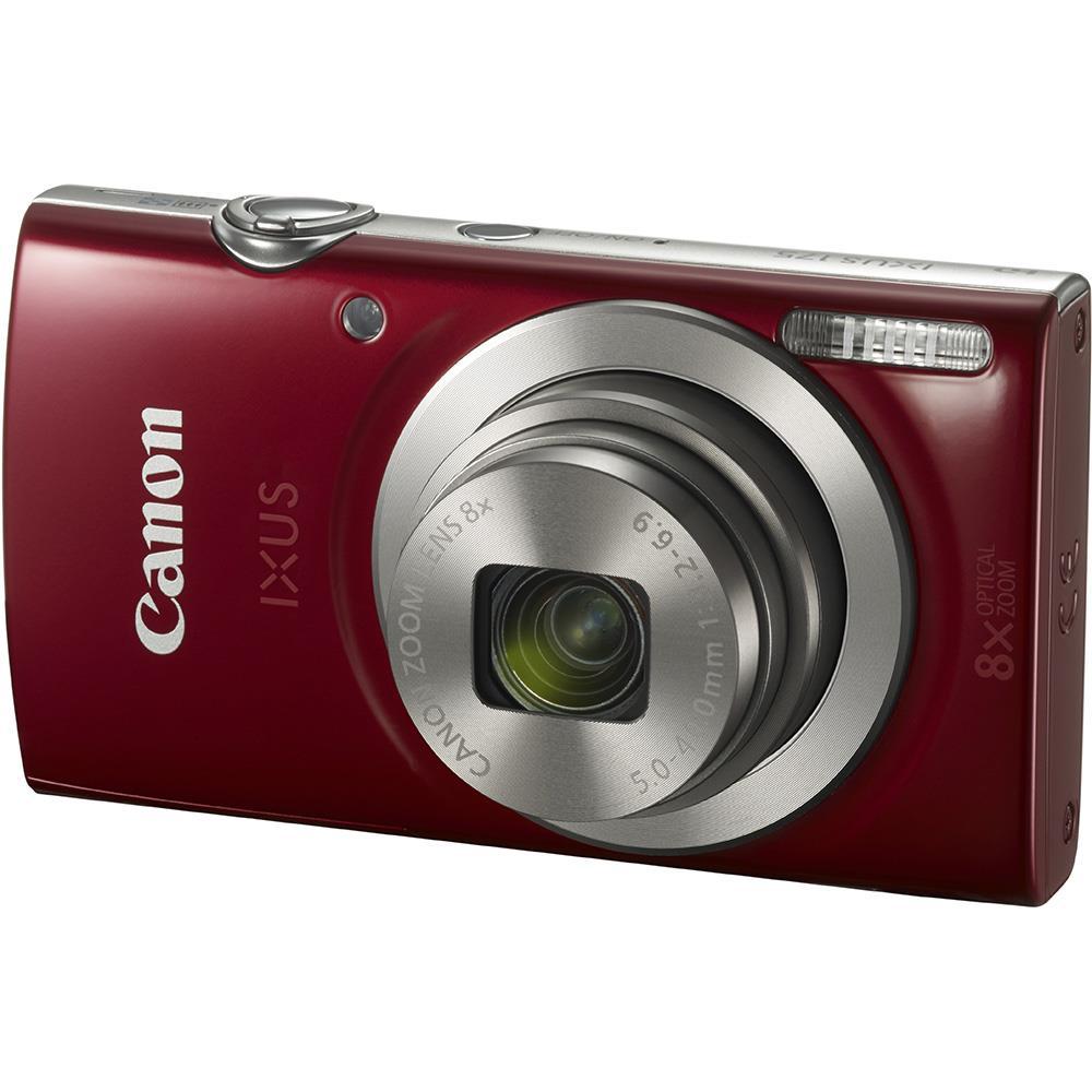 Canon compact camera Ixus 175 (rood)