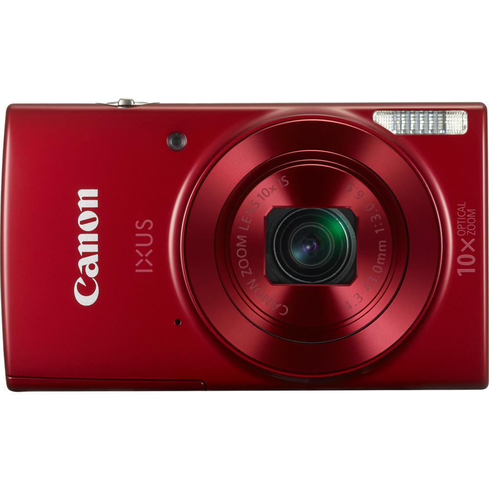Canon compact camera IXUS 180 (Rood)