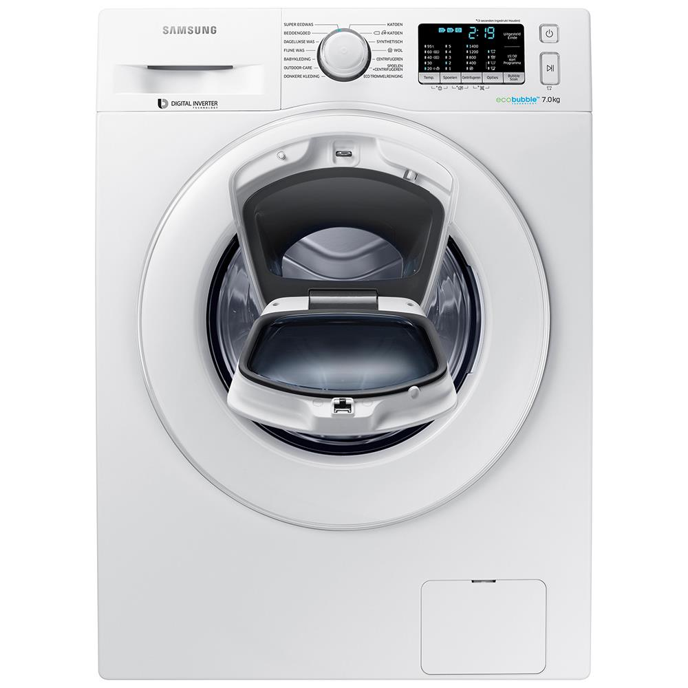 samsung addwash wasmachine ww70k5400ww en. Black Bedroom Furniture Sets. Home Design Ideas