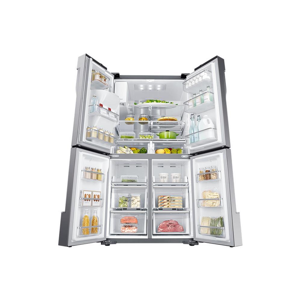 Amerikaanse Keuken Kopen : Samsung Amerikaanse koelkast RF56J9041SR/EG kopen bcc.nl
