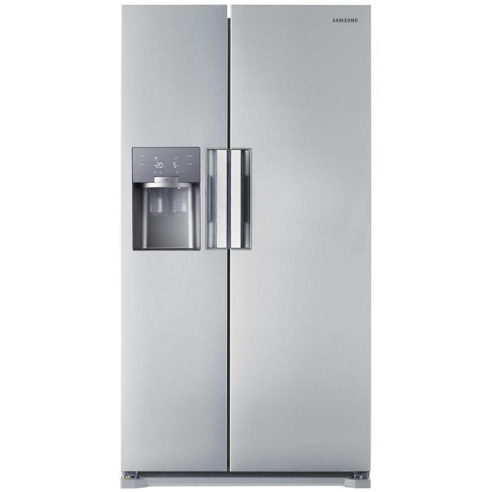 Amerikaanse Keuken Apparatuur : Samsung Amerikaanse koelkast RS54HDRPBSR/EF kopen bcc.nl