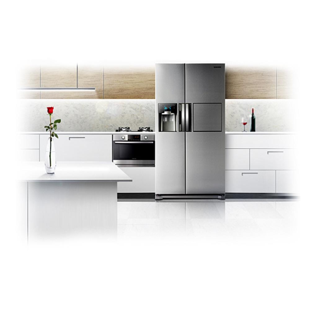 Samsung Amerikaanse koelkast RS54HDRPBSR  EF kopen   bcc nl