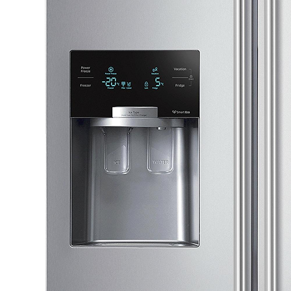 Amerikaanse Keuken Kopen : Samsung Amerikaanse koelkast RS7547BHCSP/EF kopen bcc.nl
