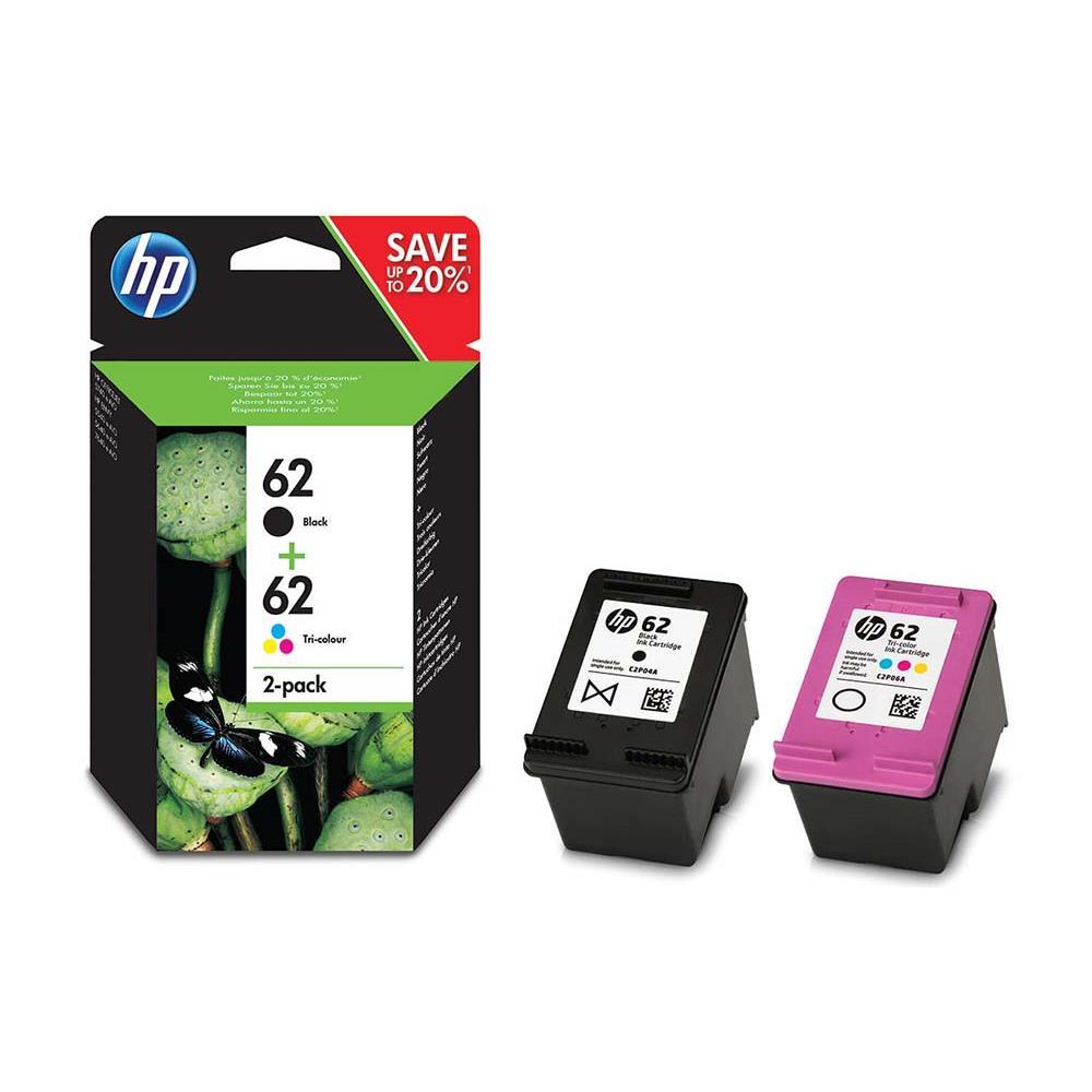 Hewlett Packard cartridge 62BK3CLNEW | Accessoires Inkt ...