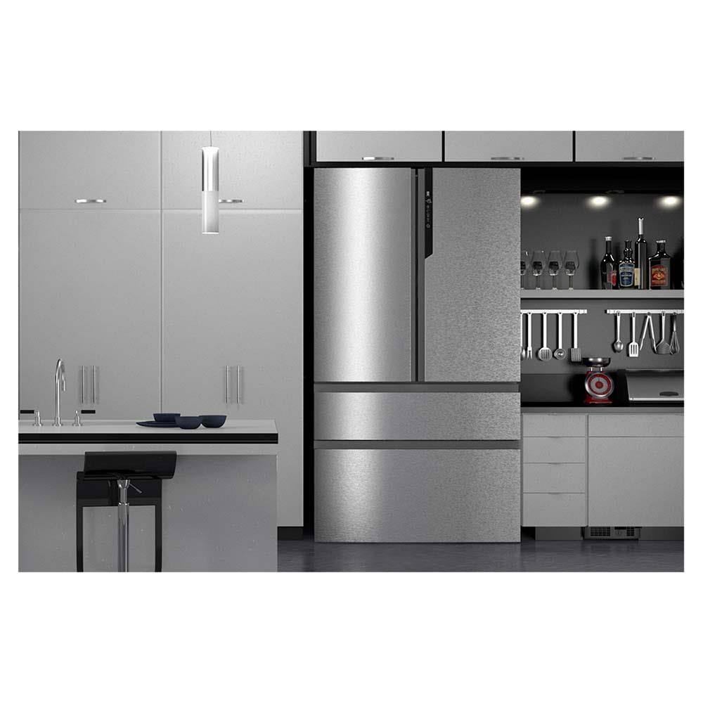 Amerikaanse Keuken Kopen : Haier Amerikaanse koelkast HB25FSSAAA kopen bcc.nl