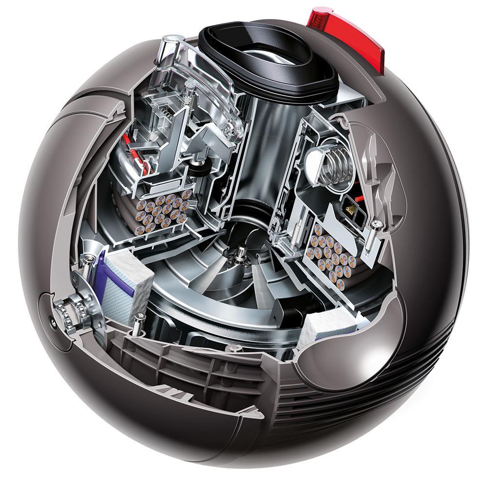 Dyson DC33c Pro stofzuiger