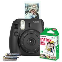 Fujifilm instant camera set Instax Mini 8 (zwart)