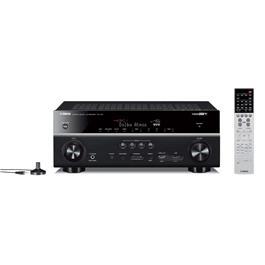 Yamaha surround receiver RXV781 ZWART