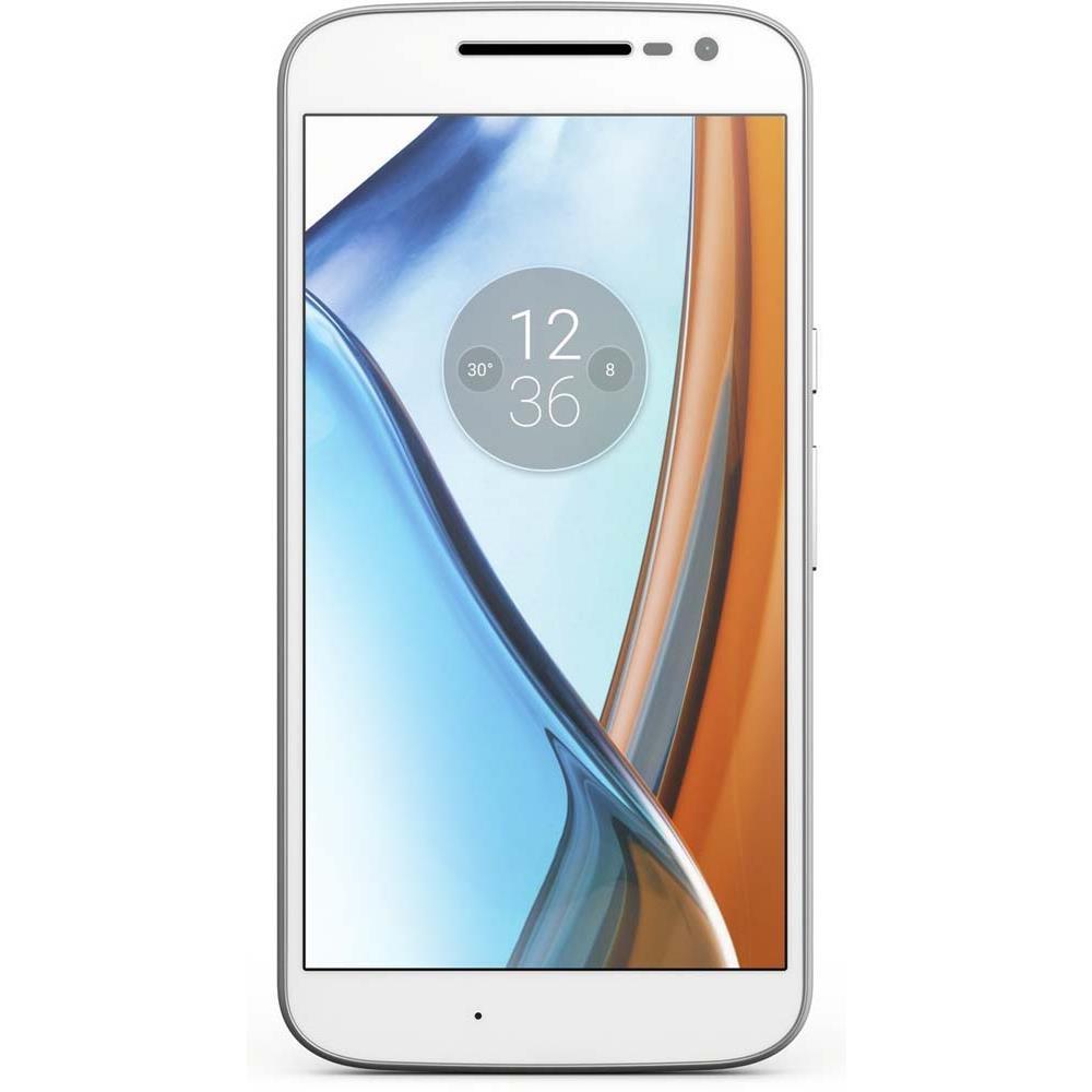 Moto smartphone G4 (wit) kopen : bcc.nl