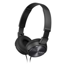 MDR-ZX310 on-ear hoofdtelefoon, Zwart