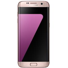 Samsung smartphone Galaxy S7 Edge (Ros? Goud)