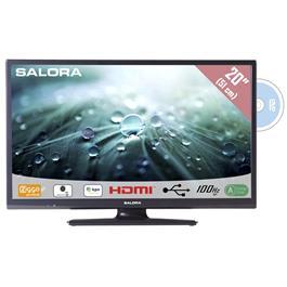 Salora 20 inch LED TV/DVD-combi 20LED9105CD