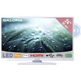 Salora 24 inch LED TV DVD combi 24LED9115CDW