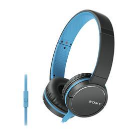 Sony hoofdtelefoon MDRZX660APCE7 Blauw