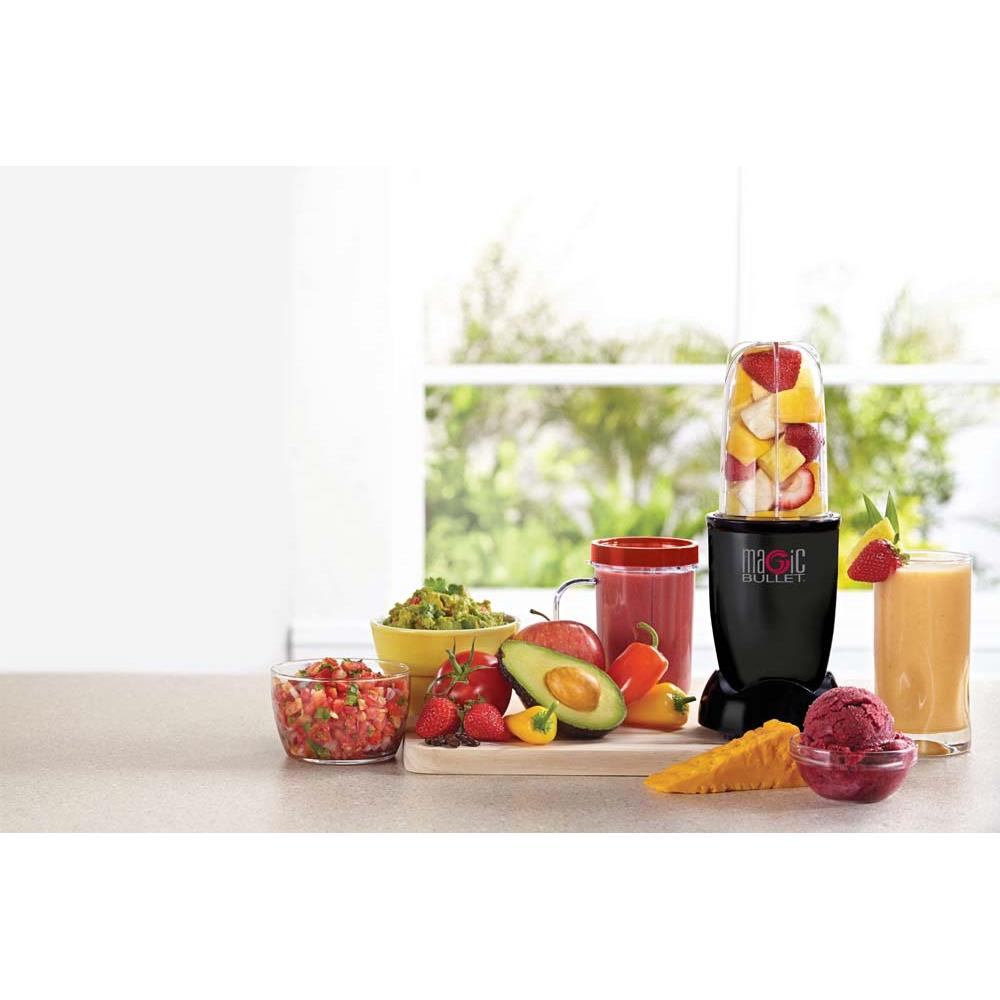 NutriBullet blender Magic Bullet Black Edition