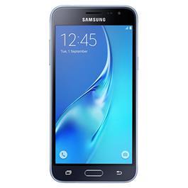 Samsung smartphone GALAXY J3 2016 (zwart) + Lebara