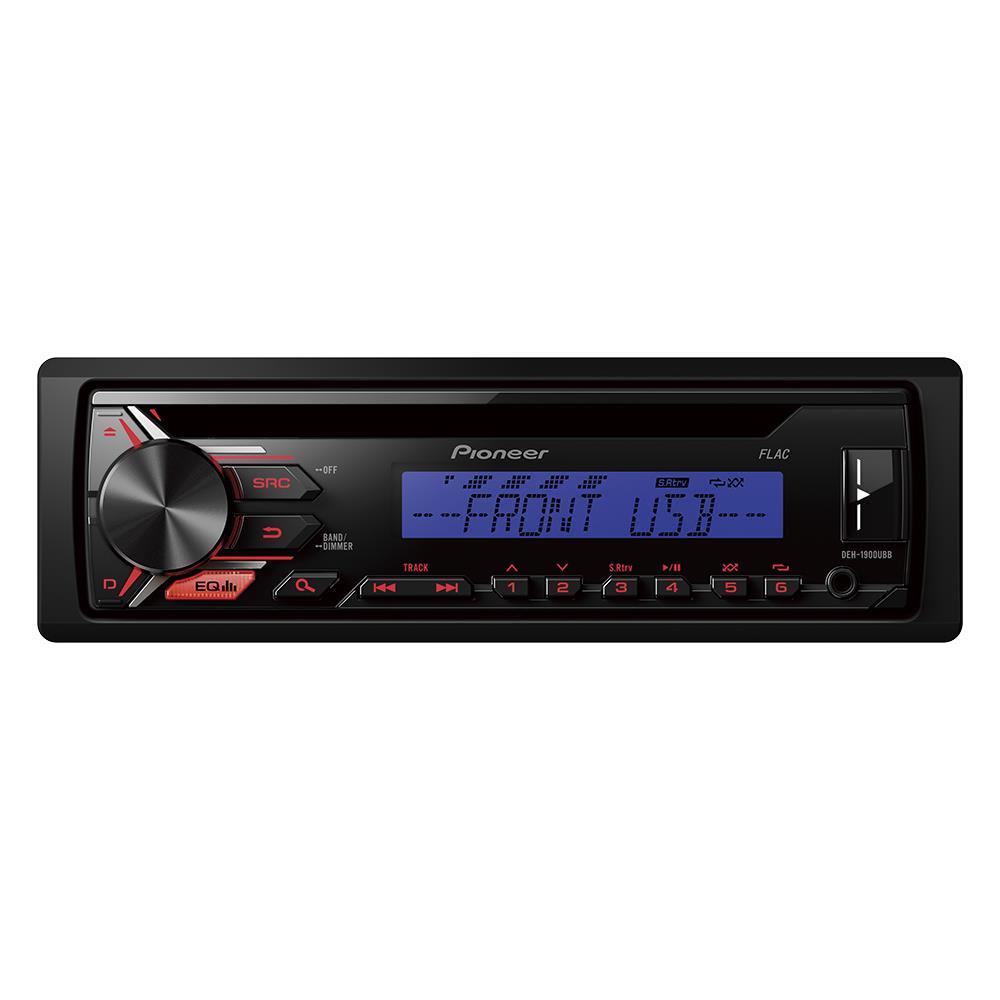 Pioneer autoradio/CD speler DEH1900UBB