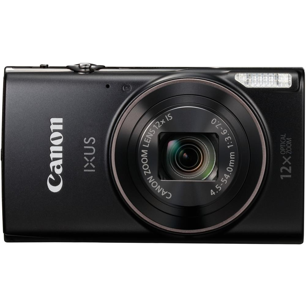 Canon compact camera IXUS 285 PACK (zwart)
