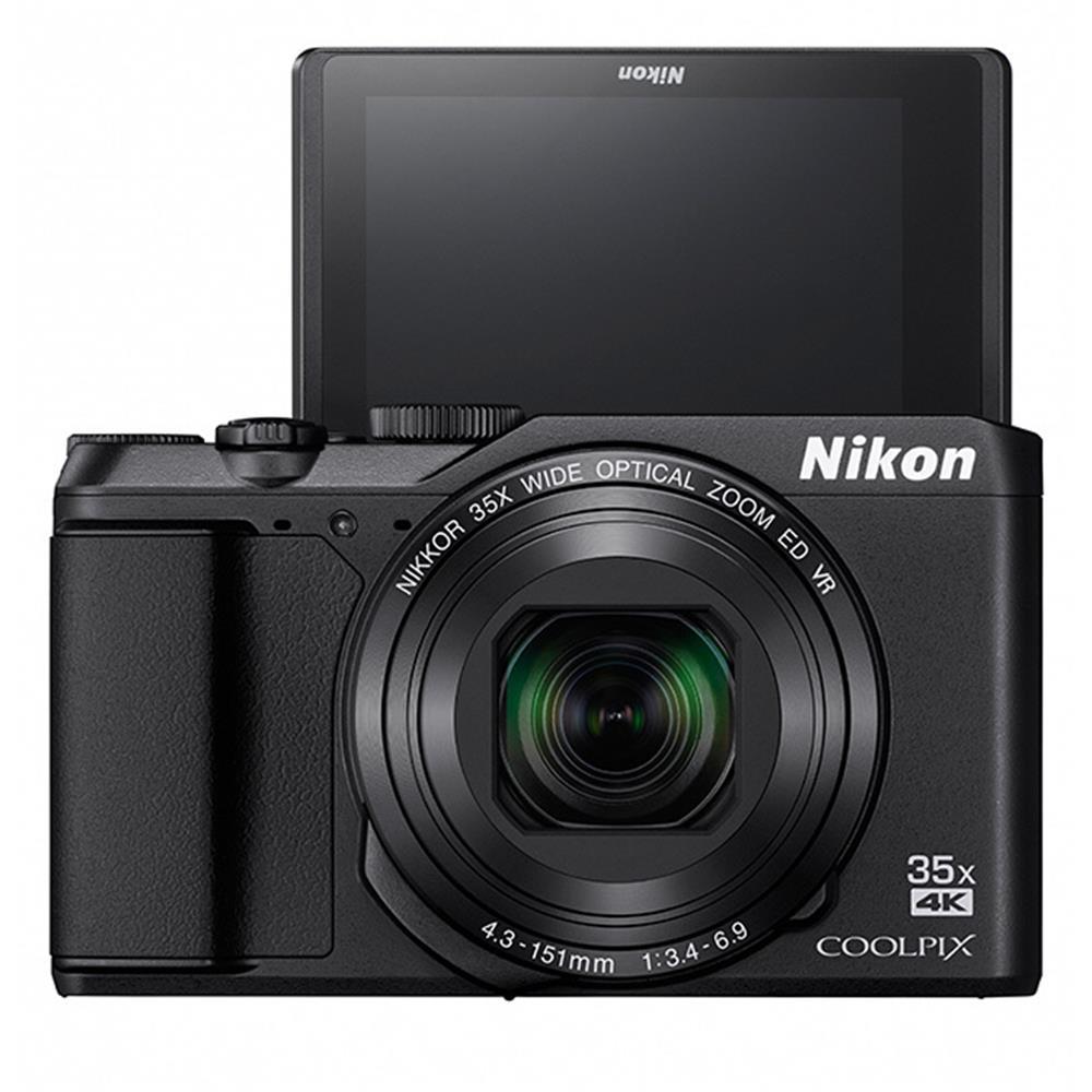 Nikon compact camera COOLPIX A900 (zwart)